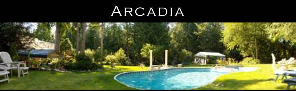 Arcadia Romantic Getaway near Seattle WA